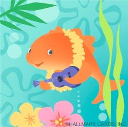 little luau fish