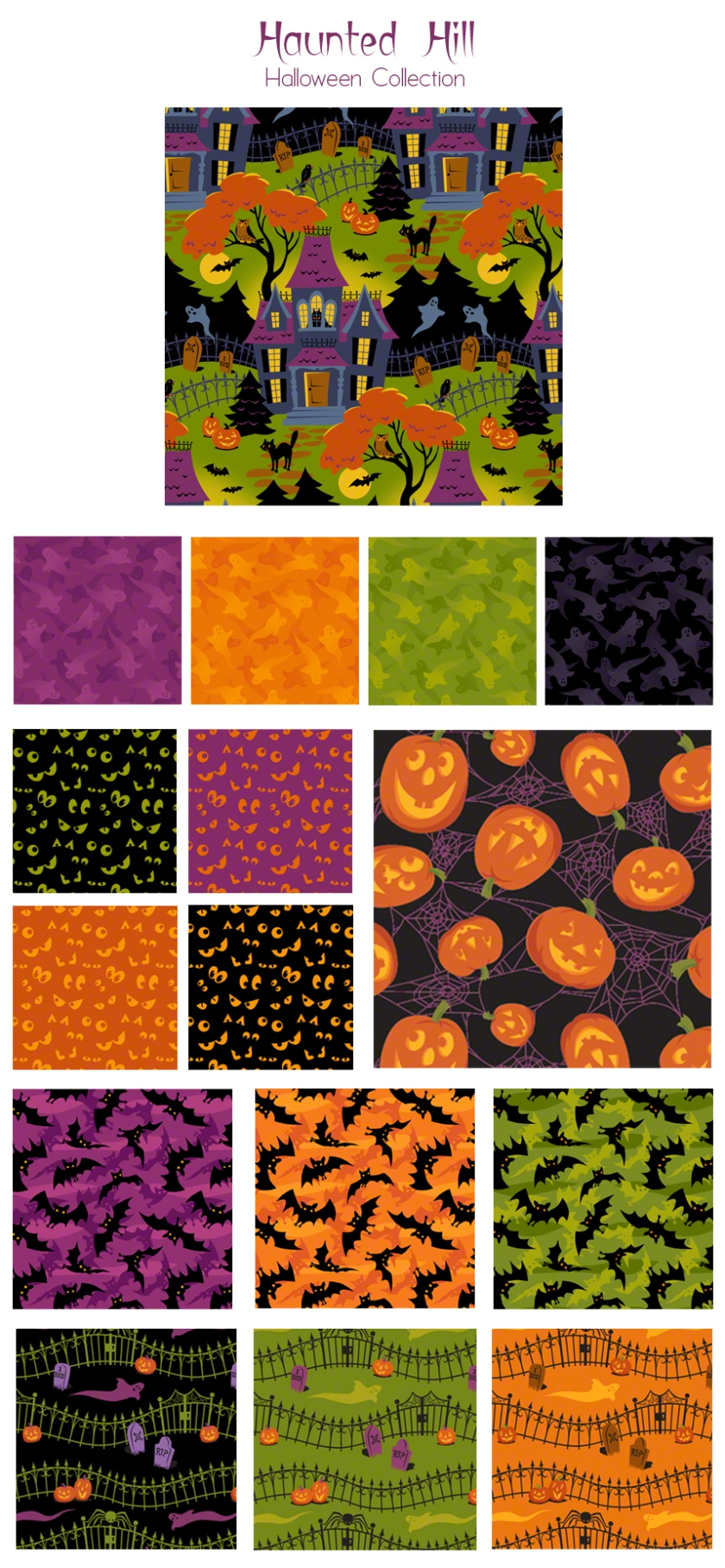 Halloween Collection pswd