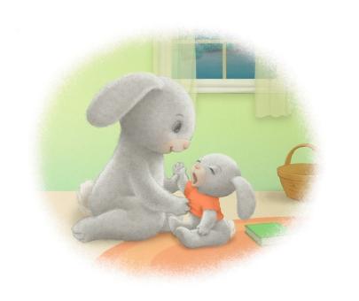 13-14 Bunny
